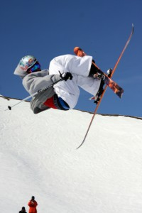 Bobby Brown - Slopestyle til Winter X Games 2012 i Tignes