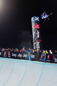 Torin Yater-Wallace vandt guld i Superpipe til X Games Tignes 2012 - Photo & copyrights by Vianney Tisseau/ESPN Images