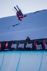 AJ Kemppainen X Games Tignes 2012 Superpipe - Photo & copyrights by Christian Van Hanja/ESPN Images