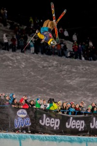 David Wise vandt bronze i Superpipe til X Games Tignes 2012 - Photo & copyrights by Christian Van Hanja/ESPN Images