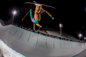 David Wise X Games Tignes 2012 Superpipe - Photo & copyrights by Christian Van Hanja/ESPN Images