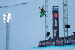 David Wise X Games Tignes 2012 Superpipe - Photo & copyrights by Tristan Shu/ESPN Images