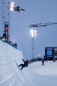 Duncan Adams X Games Tignes 2012 Superpipe - Photo & copyrights by Christian Van Hanja/ESPN Images