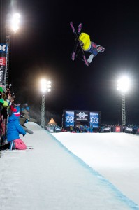 Gus Kentworthy X Games Tignes 2012 Superpipe - Photo & copyrights by Vianney Tisseau/ESPN Images