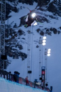 Joffrey Pollet-Villard X Games Tignes 2012 Superpipe - Photo & copyrights by Christian Van Hanja/ESPN Images