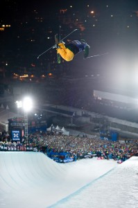 Justin Dorey X Games Tignes 2012 Superpipe - Photo & copyrights by Vianney Tisseau/ESPN Images
