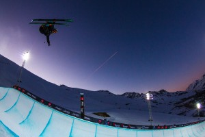 Matt Margetts X Games Tignes 2012 Superpipe - Photo & copyrights by Tristan Shu/ESPN Images