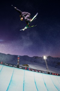 Matt Margetts X Games Tignes 2012 Superpipe - Photo & copyrights by Andy Parant/Tignes/ESPN Images