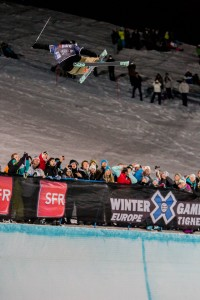 Matt Margetts X Games Tignes 2012 Superpipe - Photo & copyrights by Christian Van Hanja/ESPN Images