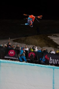 Thomas Krief X Games Tignes 2012 Superpipe
