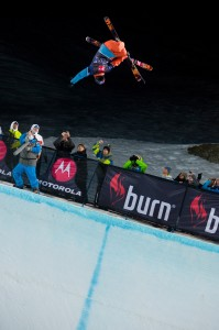 Thomas Krief X Games Tignes 2012 Superpipe - Photo & copyrights by Vianney Tisseau/ESPN Images