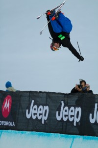 Torin Yater-Wallace Superpipe X Games Tignes 2012 - Photo & copyrights byTristan Shu/ESPN Images