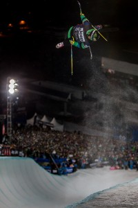 Xavier Bertoni X Games Tignes 2012 Superpipe - Photo & copyrights by Christian Van Hanja/ESPN Images