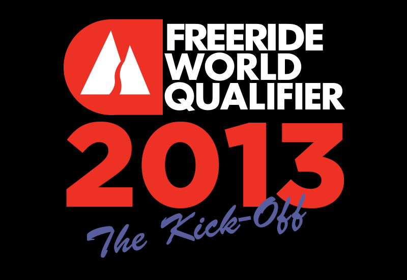 Freeride World Qualifiers 2013